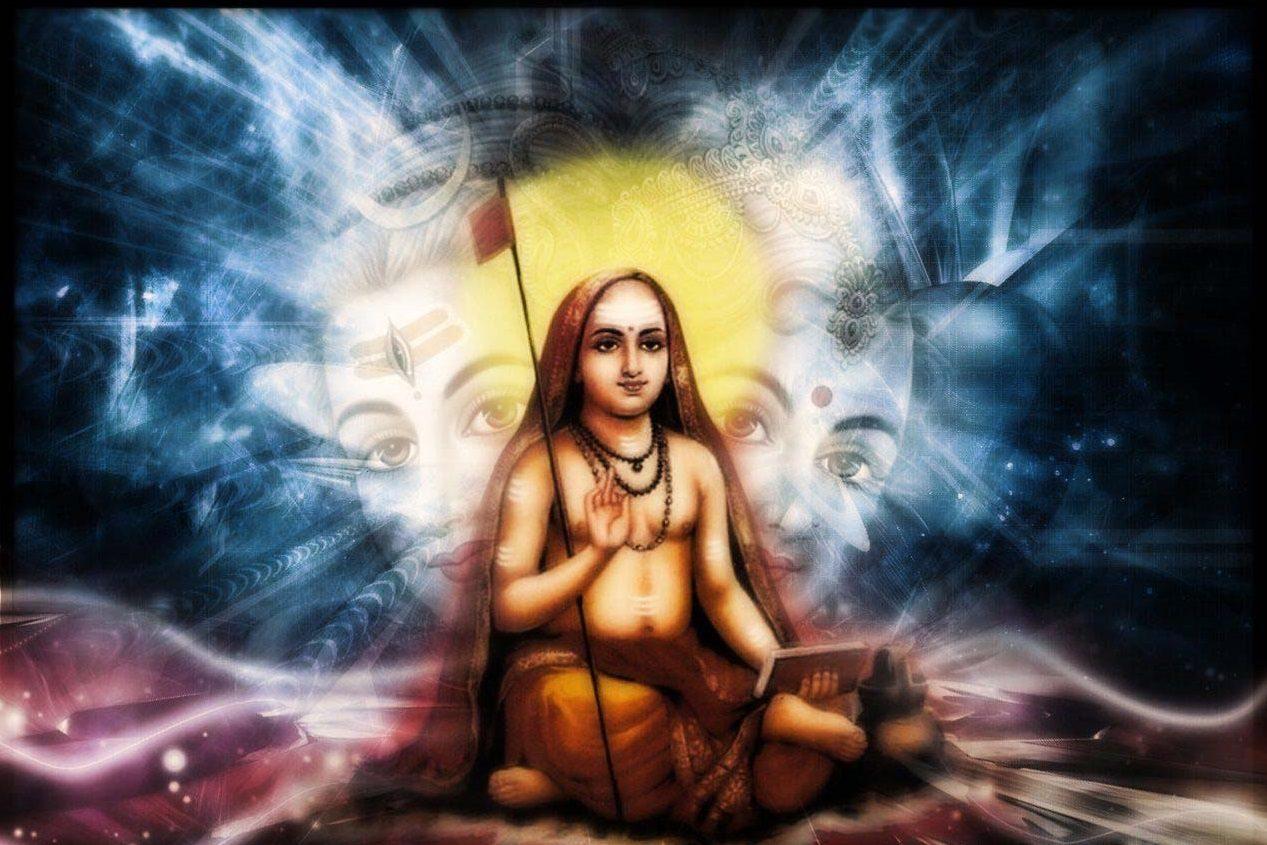 1. Shankaracharya 1